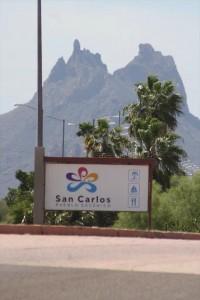 San Carlos Pueblo Escenico-Scenic Town